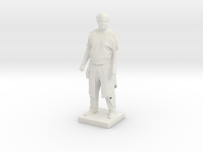 Printle C Homme 020 - 1/32 in White Strong & Flexible