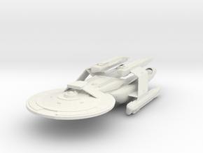 """Yamato  5.1"""" in White Natural Versatile Plastic"""