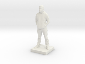 Printle C Homme 610 - 1/24 in White Natural Versatile Plastic
