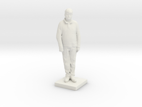 Printle C Homme 598 - 1/24 in White Strong & Flexible