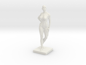 Printle Special 017 in White Natural Versatile Plastic