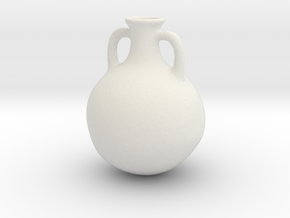 Printle Thing Greek Jar - 1/24 in White Strong & Flexible