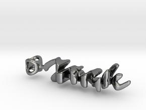 Twine Jack/Nik in Premium Silver