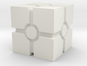 Crate in White Strong & Flexible