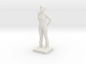 Printle C Femme 492 - 1/32 in White Natural Versatile Plastic