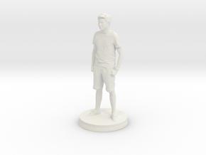 Printle C Kid 140 - 1/32 in White Natural Versatile Plastic