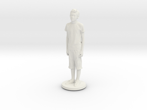 Printle C Kid 141 - 1/32 in White Natural Versatile Plastic