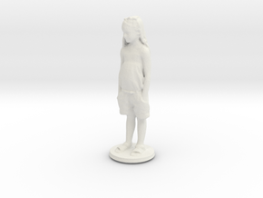 Printle C Kid 142 - 1/32 in White Natural Versatile Plastic