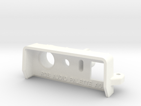 NES Top Loader NESRGB Rear Panel in White Processed Versatile Plastic