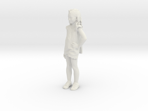 Printle C Kid 152 - 1/32 - wob in White Strong & Flexible