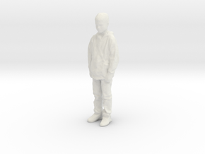 Printle C Kid 167 - 1/24 - wob in White Strong & Flexible