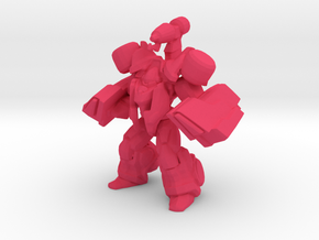 1/144 Hellbat Attacking Pose in Pink Processed Versatile Plastic