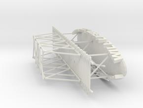 newbridge  in White Natural Versatile Plastic