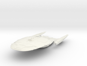 June Class  Cruiser in White Natural Versatile Plastic