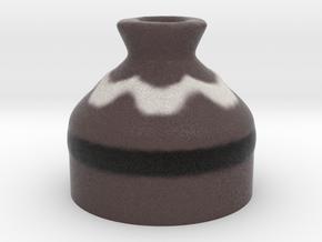 Small Pot - Legend of Zelda Ocarina of Time in Full Color Sandstone