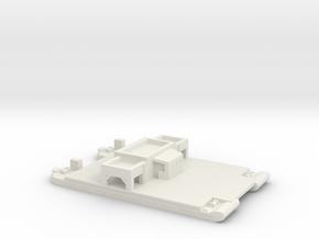 1/285 Siebel Ferry 40 Transport in White Natural Versatile Plastic
