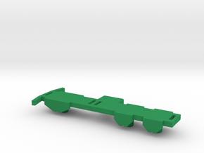 2 5 Ton Frame Short Wheel Base M35/GMC Series in Green Strong & Flexible Polished