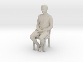 Printle C Kid 179 - 1/24 - wob in Natural Sandstone