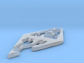 Skyrim Pendant in Smooth Fine Detail Plastic
