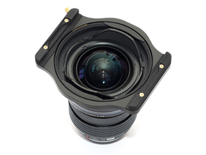 Adapter M.Zuiko 7-14mm / Haida filter holder in Black Natural Versatile Plastic