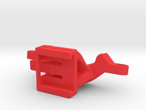 Specialized SWAT / Cateye Extended 90° Adapter in Red Processed Versatile Plastic