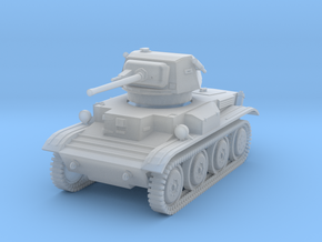 PV170D Tetrarch Light Tank (1/144) in Smooth Fine Detail Plastic