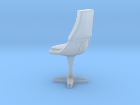 TOS Burke Bridge Chair Ver. 2 1:72 in Frosted Extreme Detail