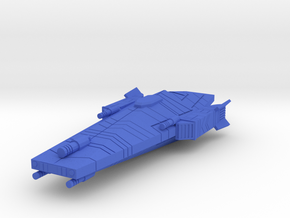 Haydron Light Cruiser in Blue Processed Versatile Plastic