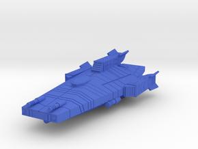 Haydron Strike Cruiser in Blue Processed Versatile Plastic