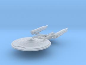 Folorida Class V  BattleCruiser in Smooth Fine Detail Plastic