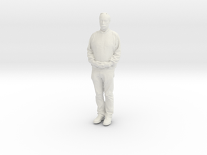 Printle C Homme 637 - 1/24 - wob in White Natural Versatile Plastic