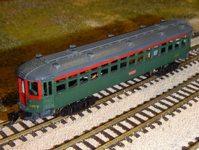 CNSM 150 - 164 series coach in Frosted Ultra Detail