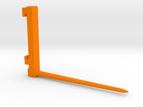 Ballenzinken Palattengabel 1200 in Orange Processed Versatile Plastic