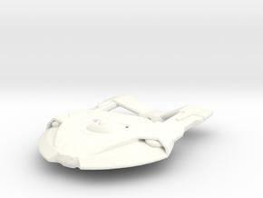 Steamrunner Class 1/7000 in White Processed Versatile Plastic