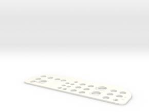 Whirlwind IP in White Processed Versatile Plastic