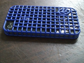 woven case in Blue Strong & Flexible Polished