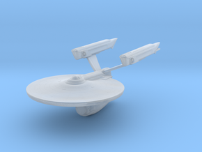 Pioneer Class V Refit  Cruiser in Smooth Fine Detail Plastic