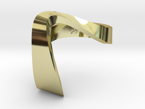 ZEPHYR PRECIOUS 18k gold plated in 18k Gold Plated Brass: 4 / 46.5