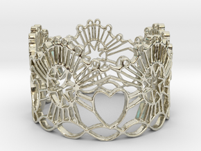 Bracelet in 14k White Gold