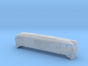 Locomotive FAUR class 76 in Smooth Fine Detail Plastic