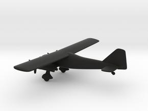 Dornier Do 28A in Black Natural Versatile Plastic: 1:144