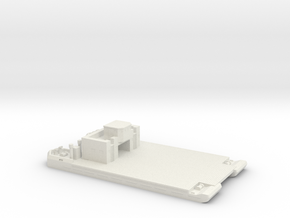 1/285 Pionier-Landungfahre 41 With Deckhouse I in White Natural Versatile Plastic