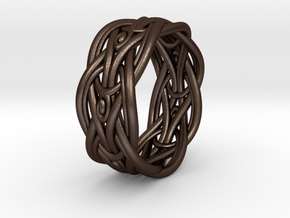 Draupnir in Matte Bronze Steel: 8 / 56.75