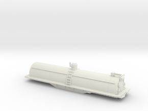 "Tank wagon ""Proto"" in White Strong & Flexible"