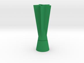 Miniature Heineken trophy F1 GP in Green Processed Versatile Plastic: 1:32