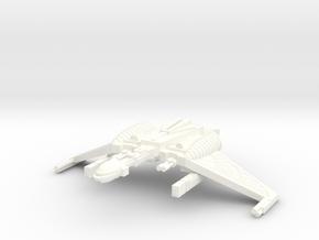 2500 Bright One Destroyer in White Processed Versatile Plastic