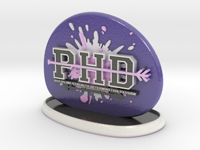PHD in Coated Full Color Sandstone