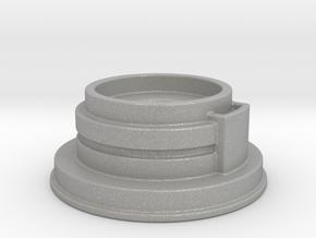 FO Tie Helmet Tusk in Aluminum