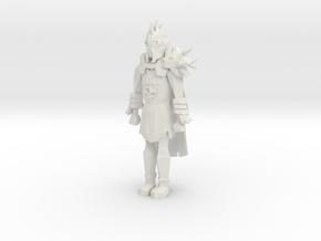 Runescape Bandos Mini in White Natural Versatile Plastic