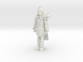 Runescape Bandos Mini in White Natural Versatile Plastic